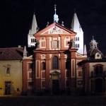 Prague Castle: St. George's Basilica