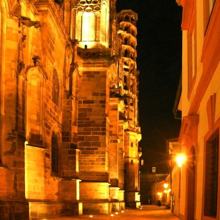 Prague Castle: Vikarska street