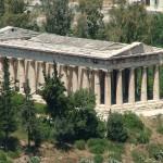 Athens Ancient Agora: Temple of Hephaestus