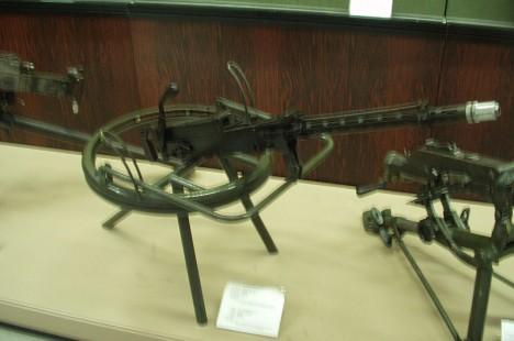 Athens War Museum: Czech Aircraft Gun