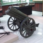 Athens War Museum: Czech Mountain Gun