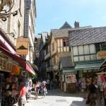 Mont-St-Michel - Main Road - La Grande Rue