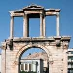 Athens: Hadrian arch