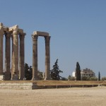 Athens: Temple of Olympian Zeus