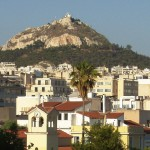 Athens: Lykavittos Hill